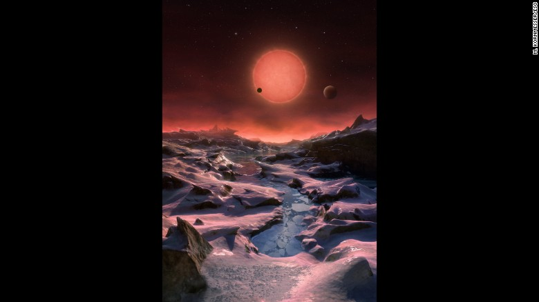 Three Earth-like planets discovered orbiting ultracool dwarf star 160502150914-01-habitable-planets-0502-exlarge-169