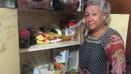 Venezuelans In Long Lines: 'We Need Food And Medicine'