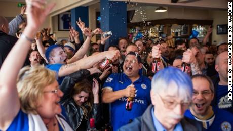 Leicester wins Premier League: Social media reacts to improbable triumph