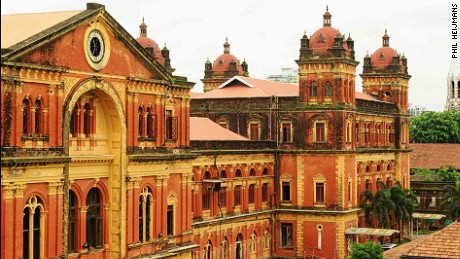 Relics of Rangoon