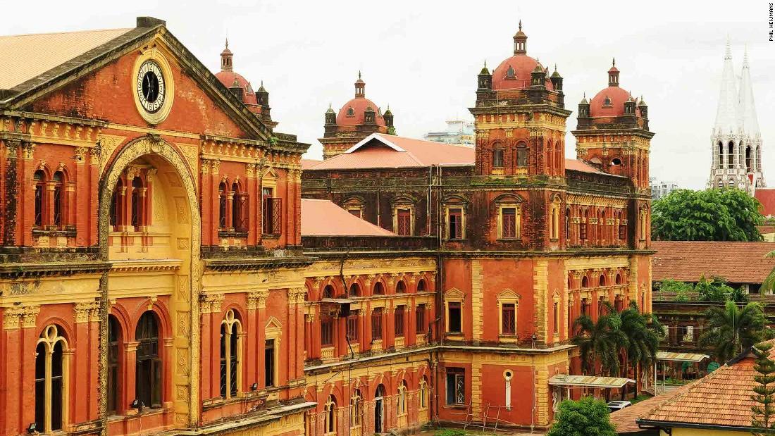 exploring myanmar s disappearing heritage cnn