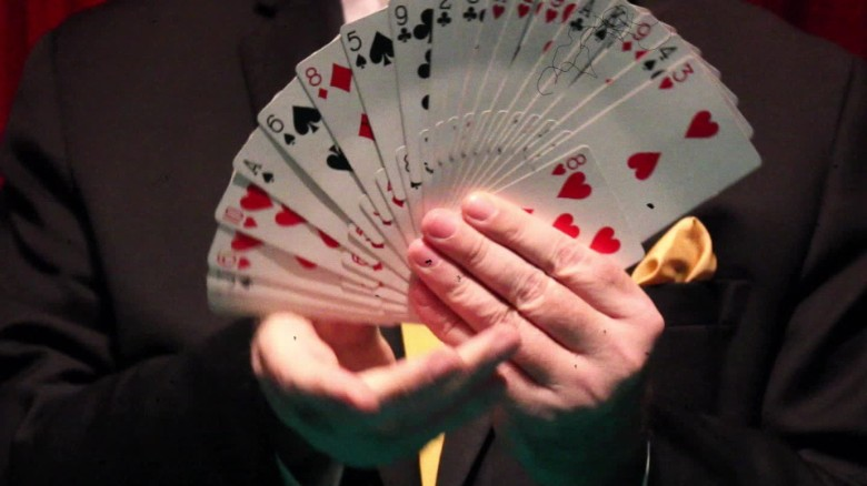 The Close-Up Gallery is the ultimate test of a magician's sleight-of-hand skills.