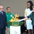 Brazil torch 2