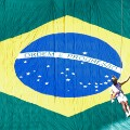 Brazil Olympics torch tease