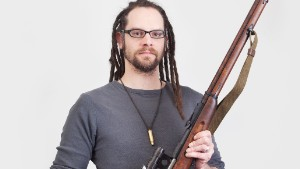 "Gun owner and founder of the ""German Rifle Asociation"""