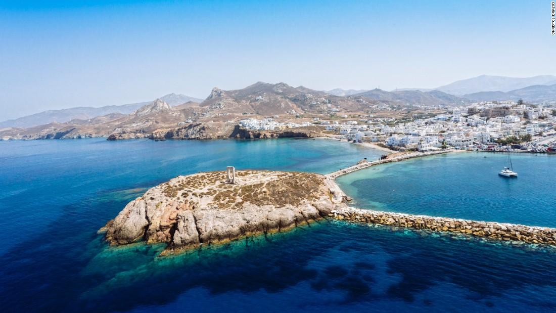 Naxos Lush Greek Island Delivers The Good Life Cnn Com