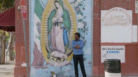 W. Kamau Bell: America's past and present are Latino