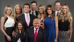 The RNC as a Trump family production