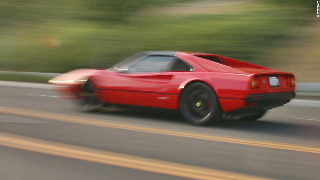 Schuuush! Is This The World's Quietest Ferrari 308?
