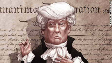 Historian: What would Founding Fathers think of Donald Trump