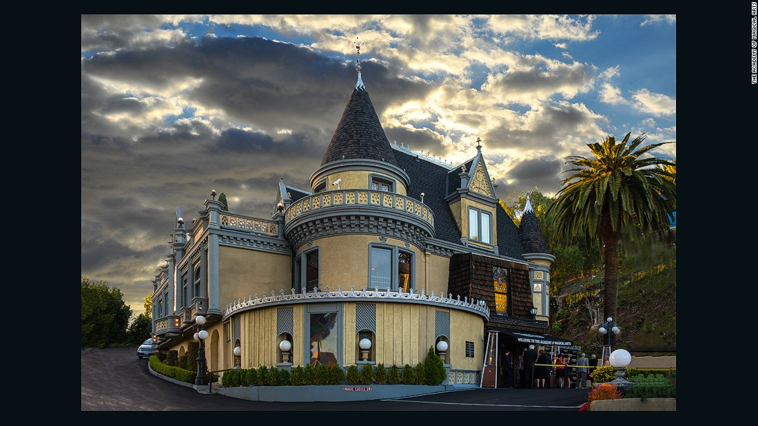 """The Academy of Magical Arts and its private clubhouse the <a href=""""http://www.magiccastle.com"""" target=""""_blank"""">Magic Castle</a> is one of Hollywood's most exclusive venues. Legend has it even Johnny Carson was turned away at the door."""
