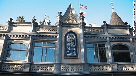 The Magic Castle was established by Milt Larsen in 1962.