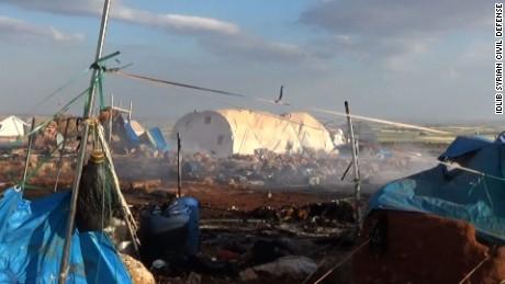 Syria refugee camp bombed karadsheh pkg 2_00003804.jpg