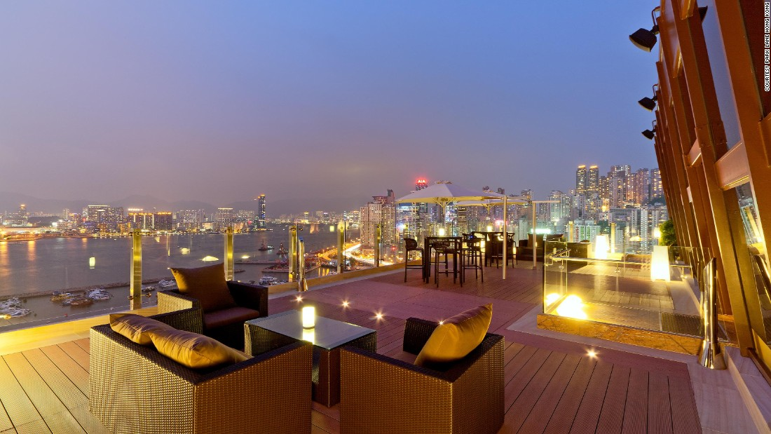 hong kong 39 s best hotels for amazing views. Black Bedroom Furniture Sets. Home Design Ideas