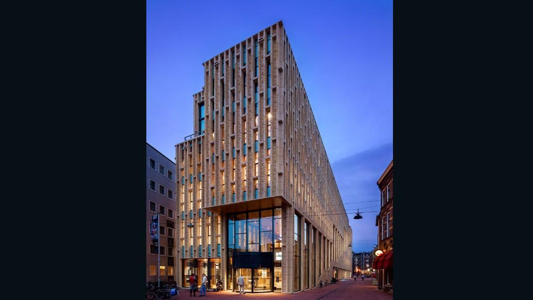 Culture House Rozet. Neutelings Riedijk Architects. 2013, Arnhem, Netherlands. (Photo: Scagliola Brakee)