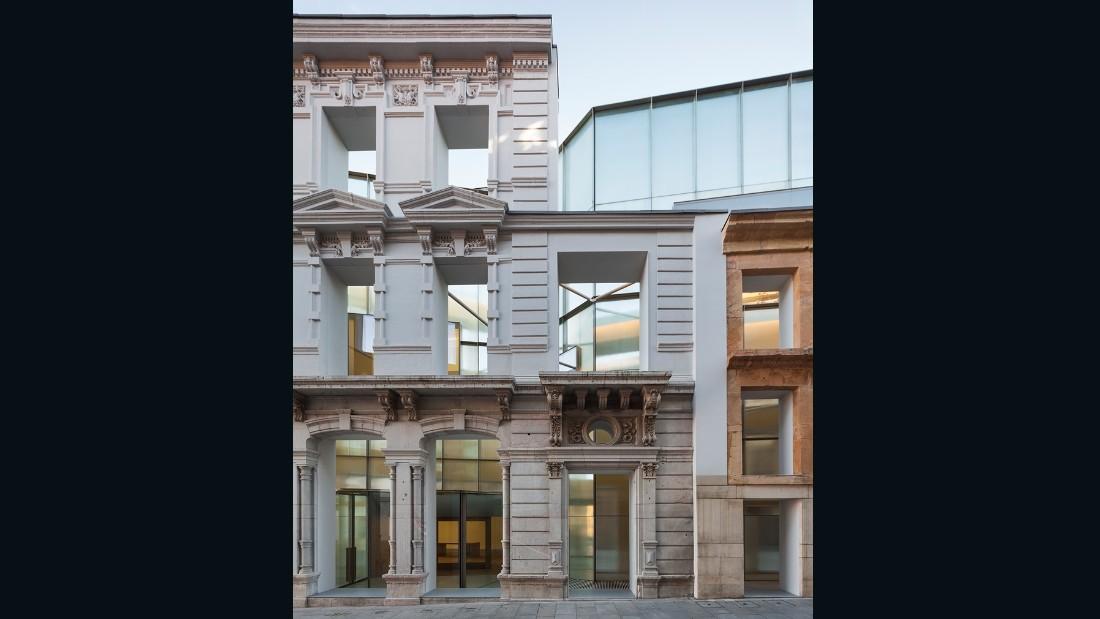 Fine Arts Museum of Asturias. Francisco Mangado, Mangado y Asociados. 2015. Oviedo, Spain. (Photo: Pedro Pregenaute)