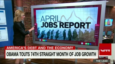 April job numbers weaker than expected Lead Romans_00003702.jpg
