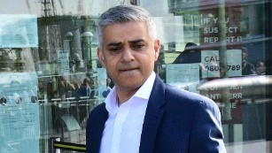 Trump slammed by London mayor