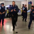 Worldwide cops running man viral dance off_00010613