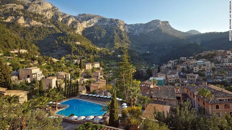 Mallorca's Belmond La Residencia: Mediterranean magic.