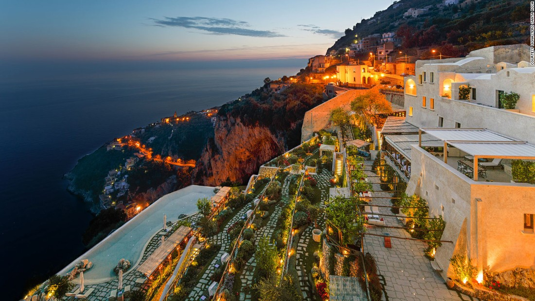 20 Of Europe S Most Beautiful Hotels Cnn Com