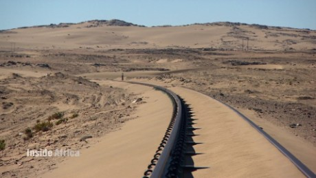 Discover Namibia's 'forbidden territory'