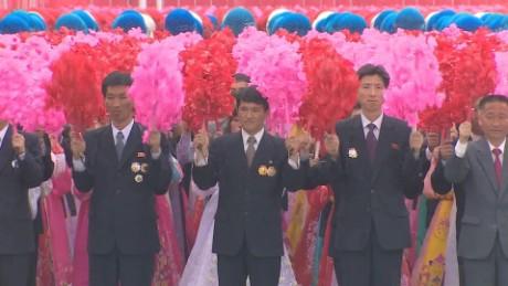 north korea congress parade celebrations ripley lklv_00003524