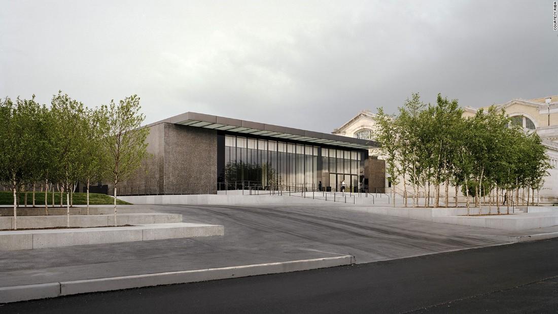 Saint Louis Art Museum. David Chipperfield Architects. 2013, St Louis, USA. (Photo: Simon Menges)