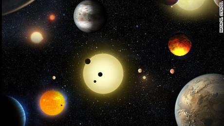 NASA's Kepler discovers 1,284 planets
