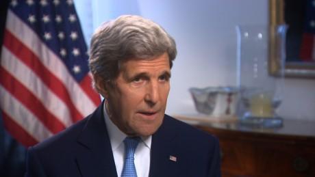 John Kerry U.S. Secretary of State