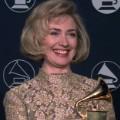 Hillary Clinton Grammy 1997