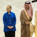 Hillary Clinton Saudi Arabia 2012