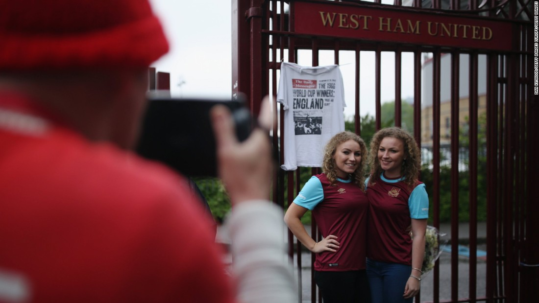 West Ham has been based at Upton Park -- also known as the Boleyn Ground -- since 1904.