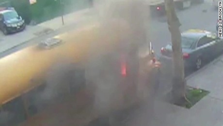 school bus fire New York pkg_00001713