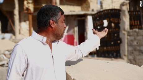 Months after the fighting subsided in Ramadi, Iraq, its citizens are starting to trickle home.
