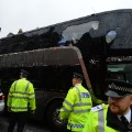 upton park manchester united bus