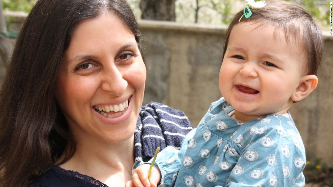 Iran hits detained British-Iranian mother with new charges