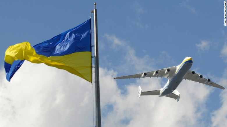 "Mriya has scheduled stops in Turkmenistan, India and Malaysia before arriving this weekend in Perth, where thousands of fans are expected to greet the plane and its six-member crew, <a href=""https://www.facebook.com/antonov.company.en/?pnref=story"" target=""_blank"">according to the Antonov Company</a>."