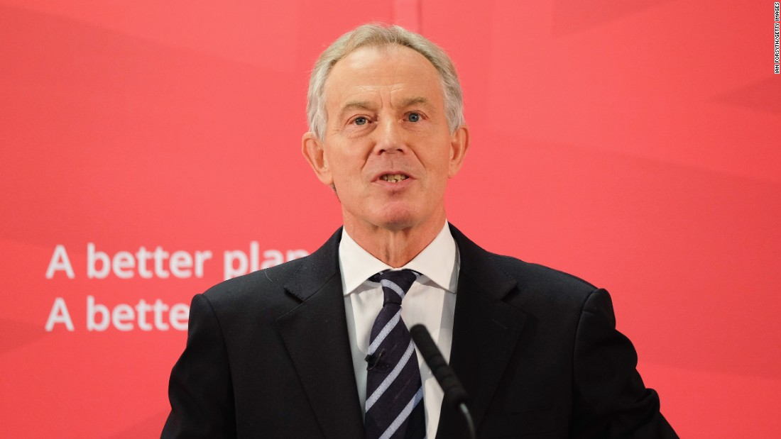 """<strong>Tony Blair:</strong> The former British Prime Minister was in office from 1997 to 2007. <a href=""""http://www.cnn.com/2007/WORLD/europe/05/09/blair.resignation/index.html"""" target=""""_blank"""">He resigned with his reputation clouded</a> by the disastrous outcome of the Iraq war and the """"Cash for Honors"""" scandal, allegations that his ruling Labour Party promised honors -- including seats in the upper House of Lords and knighthoods -- in return for loans to help a 2005 general election campaign. (No charges were brought in the case.) He handed the Prime Minister post to Gordon Brown, who himself would resign a few years later."""