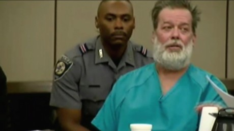 Planned Parenthood shooting suspect ruled incompetent