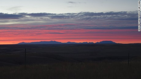 Anthony Bourdain: Parts Unknown - 403 - Montana  Sunset from the Pheasants Forever property outside of Denton, Montana.
