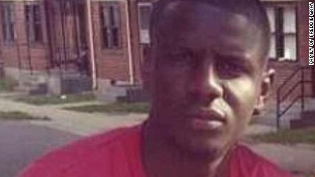Freddie Gray case and reason for BLM movement