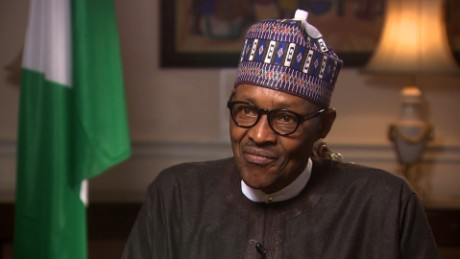 Muhammadu Buhari shares his thoughts on the British Prime Minister's corruption remarks.