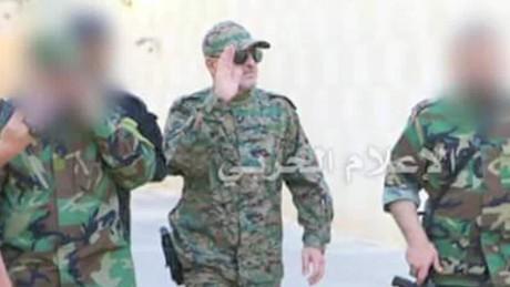 Hezbollah commander killed Syria Pleitgen Wolf _00001312