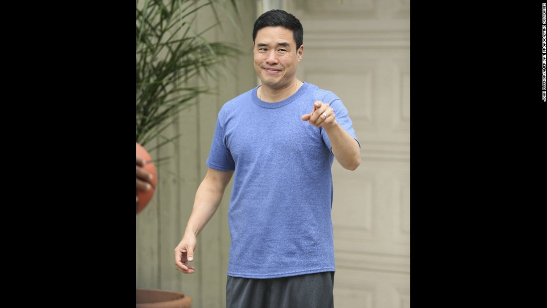 """Randall Park is a comedian, actor and writer. He plays Louis Huang in ABC's """"Fresh Off the Boat,"""" about an immigrant family that moves from Washington's Chinatown to Orlando in the 1990s."""