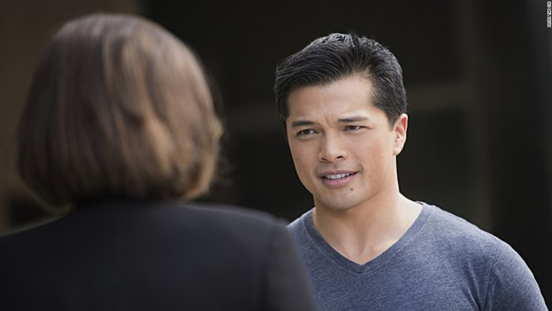 """Vincent Rodriguez III is a New York-based Filipino-American actor who co-stars in the CW comedy """"Crazy Ex-Girlfriend."""""""