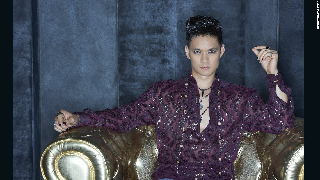 """Harry Shum Jr., born in Costa Rica, starred as Mike Chang in FOX's """"Glee."""" He currently plays Magnus Bane in ABC's """"Shadowhunters."""""""
