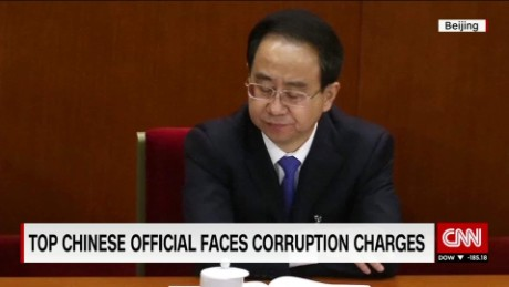 exp Top Chinese Officials Face Corruption Charges_00002111