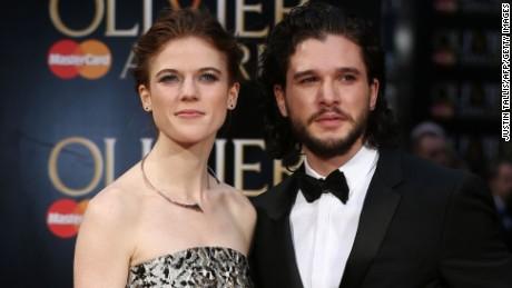 'Game of Thrones' Kit Harington on falling in love  - CNN.com
