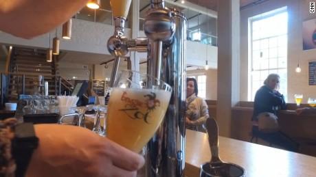 In Bruges, beer now flows underground - CNN.com